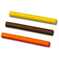 Pop up пена Quantum - 10cm (Pop up foam) - 3шт - 10мм (желтый, коричневый, оранжевый)