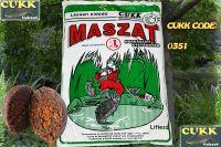 Наживка пластилин MASZAT медленного растворения
