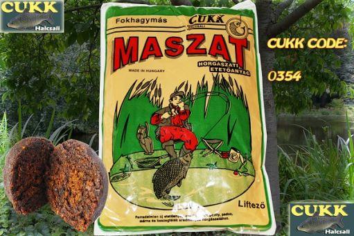 Наживка пластилин MASZAT чеснок