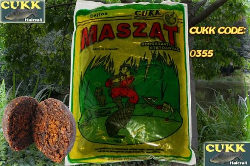 Наживка пластилин MASZAT сыр