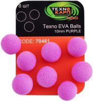 Texno EVA Balls 10mm purple (Фиолетовый) уп/8шт