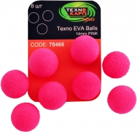 Texno EVA Balls 14mm pink (Розовый) уп/8шт