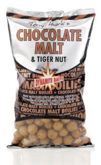Бойлы Dynamite Chocolate Malt & Tiger Nut