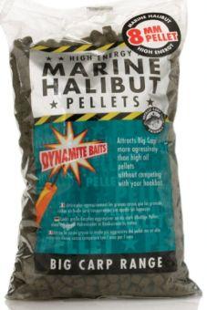 Пелетс Dynamite Marine Halibut Big Carp