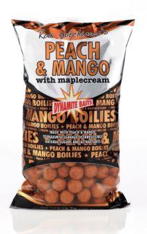 Бойлы Dynamite Peach & Mango