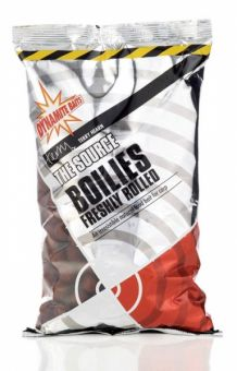 Бойлы Dynamite The Source Boilies Freshly Rolled