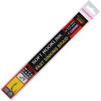 Поводок Технокарп - Материал CORUND мягкий, тонущий, 25 lb. Крючек WIDE GAPE STRAIGHT № 4