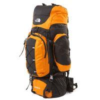 Рюкзак NorthFace Extreme 80 литров - Оранжевый