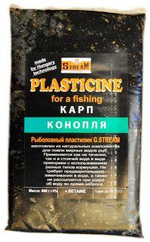 Пластилин G.Stream 800 г (PLASTICINE)