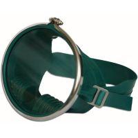 Маска для плавания Глубинка (Зеленая)