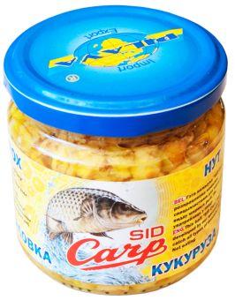 Наживка Sid Carp Кукуруза