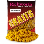 "Бойлы Richworth Euro Baits ""BANANA ESTER""(банановый зефир)"
