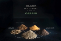 BLACK HALIBUT method mix Carpio - 1 кг
