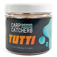 Бойлы вареные насадочные тонущие Carp Catchers Craft «TUTTI» 18 мм