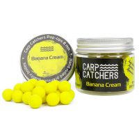 Бойлы pop-up Carp Catchers «Banana Cream» 8mm