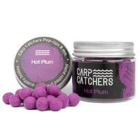 Бойлы pop-up Carp Catchers «Hot Plum» 8 mm