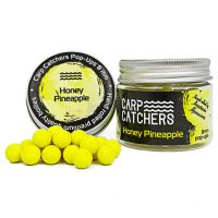 Бойлы pop-up Carp Catchers «Honey Pineapple» 8 mm