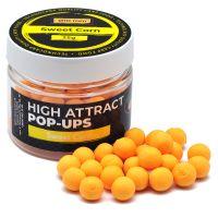 Бойлы Технокарп Pop-Up - Sweet Corn (Сладкая кукуруза) - 10 мм - 25 грамм - Плавающие