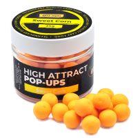 Бойлы Технокарп Pop-Up - Sweet Corn (Сладкая кукуруза) - 12 мм - 25 грамм - Плавающие