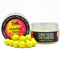 Бойлы pop-up Carp Catchers «Mulberry&Honey» 15mm