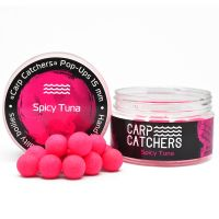 Бойлы pop-up Carp Catchers «Spicy Tuna» 15mm
