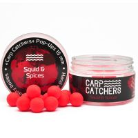 Бойлы pop-up Carp Catchers «Squid&Spices» 15mm