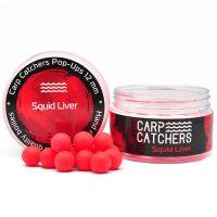 Бойлы pop-up Carp Catchers «Squid Liver» 12mm