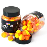 Плавающие бойлы CarpBalls Pop Ups - 14 мм - Scopex-Banana