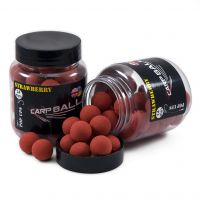 Плавающие бойлы CarpBalls Pop Ups - 14 мм - Strawberry (клубника)