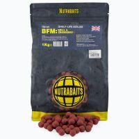 Бойлы Nutrabaits BFM Krill & Cranberry 1kg