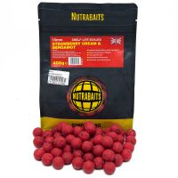 Бойлы Nutrabaits STRAWBERRY CREAM & BERGAMOT 400g