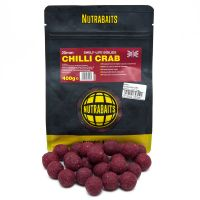 Бойлы Nutrabaits CHILLI CRAB 20mm 400g