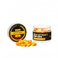 Бойлы Технокарп Pop-Up Golden Spice 8 мм 25 грамм