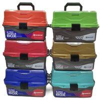 Ящик для снастей - Nisus Tackle Box - трехполочный