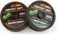 FOX поводковый материал Coretex Matt EDGES - 20m
