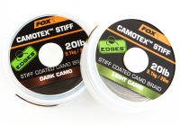 FOX мягкий поводковый материал Camotex EDGES