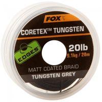 FOX поводковый материал в вольфрамовой оплетке EDGES Tungsten Coretex