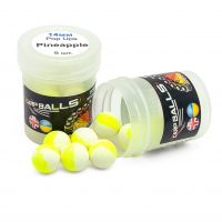 Пробник плавающих бойлов CarpBalls Pop Ups - 14 мм - Pineapple (ананас)