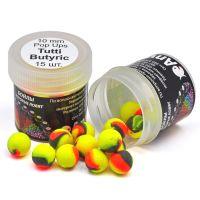 Пробник плавающих бойлов CarpBalls Pop Ups - 10мм - Tutti Butyric