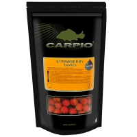 Растворимые бойлы Carpio Strawberry