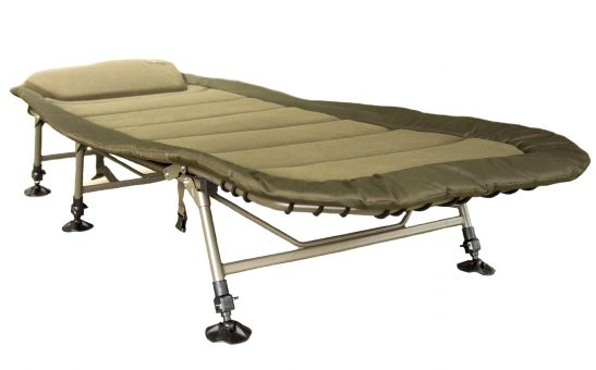 Fox Раскладушка R2 Green Ltd Edition Standard Bedchair
