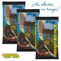 Клейковина Corona-Fishing - Червь - 250 грамм