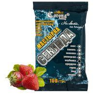 Мастырка Секунда - Corona-Fishing - Клубника - 100 грамм