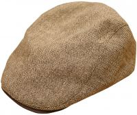 FOX плоская хаки кепка Flat Cap CHUNK