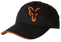 FOX кепка Black & Orange Baseball Cap