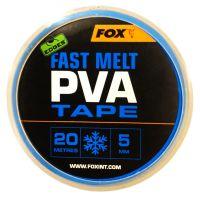 Растворимая ПВА лента Fox Edges Fast Melt PVA Tape