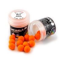 Mini Discharge Pop Ups Carpballs 10mm Bee Juice (Пчелиный нектар)