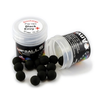 "Mini Discharge Pop Ups Carpballs 10mm Black Envy + (""Чёрная зависть +"")"