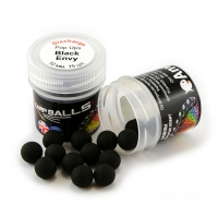Mini Discharge Pop Ups Carpballs 10mm Black Envy (Чёрная зависть)