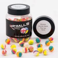 Carpballs Pop Ups Wonka Cornish Spice 10mm (Радужные корнуольские специи)